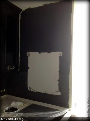 Декоративное оформление стен  4998c8fb4d2669fc01dfbc41ec8a245b