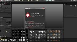 Allegorithmic Substance Painter 1.5.7 Build 866