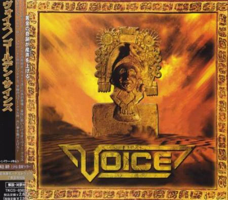 Voice - Golden Signs [Japanese Edition] (2001)
