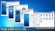 Windows 7 Ultimate & 10 Enterprise v.56.16 x86/x64 UralSOFT (RUS/2016)